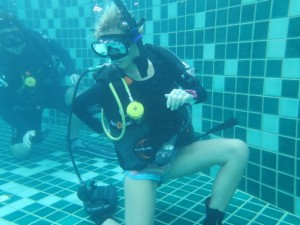 """Skills Practice in Shallow Water for the Re-Activate Program"""