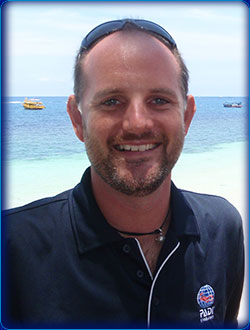 GUILLAUME FARGUES  PADI Course Director/EFR Instructor Trainer #482749