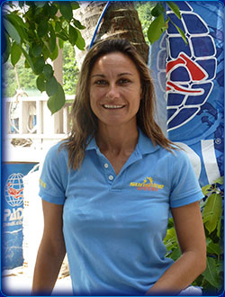 NATALIE HUNT PADI Course Director/EFR Instructor Trainer #460782